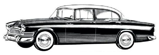 Humber Super Snipe Series ll
