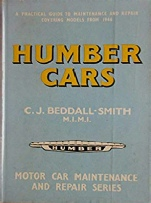 Humber cars Beddal Smith