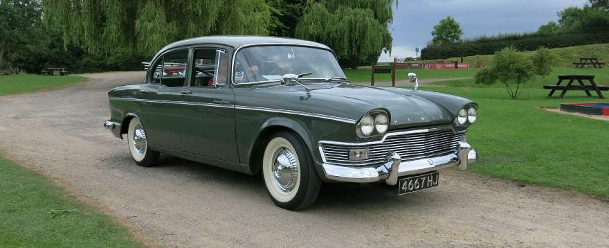 Humber Super Snipe Series lll