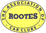 Association of Rootes Car Clubs logo