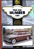 Post War Humber cars