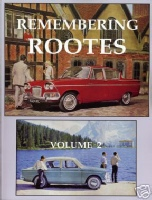 Remembering Rootes 1