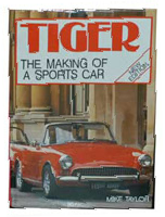 Tiger making of a sports car